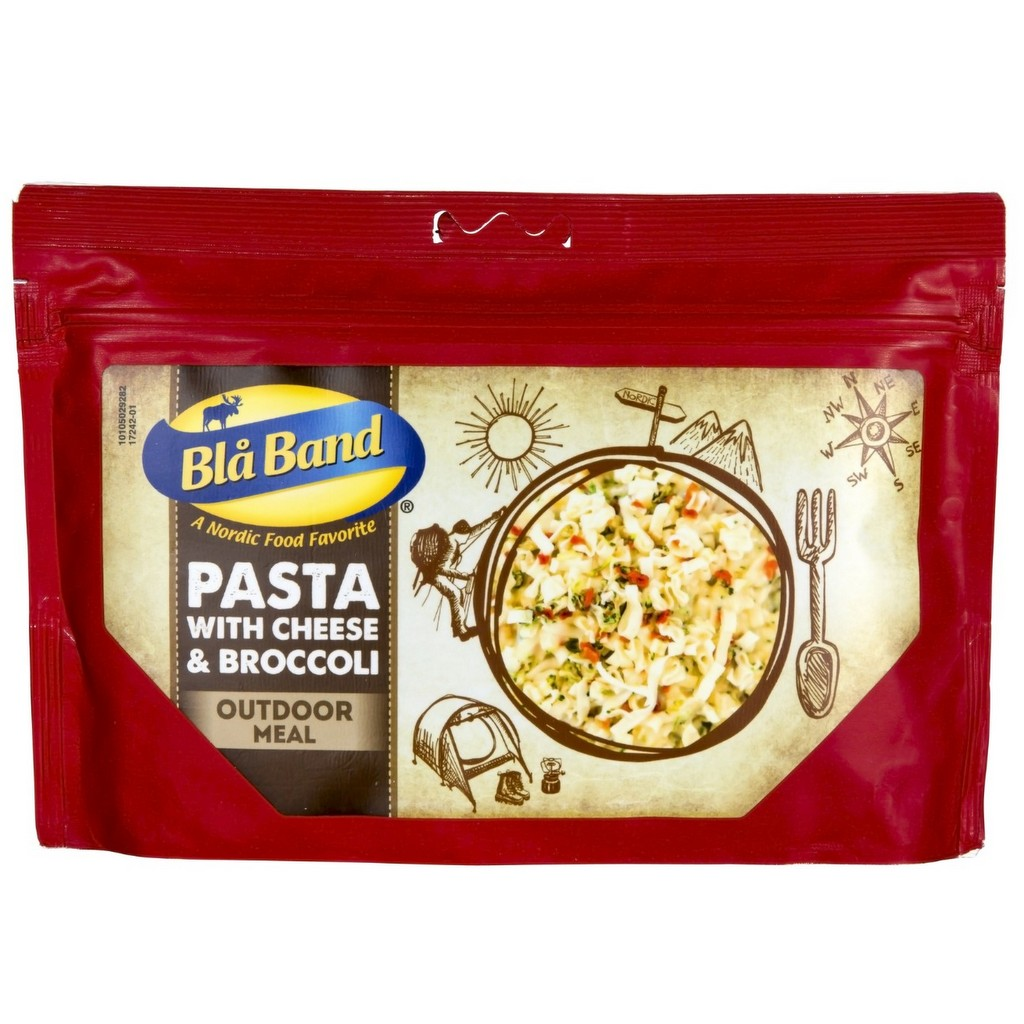 Bla Band Pasta with Cheese & Broccoli