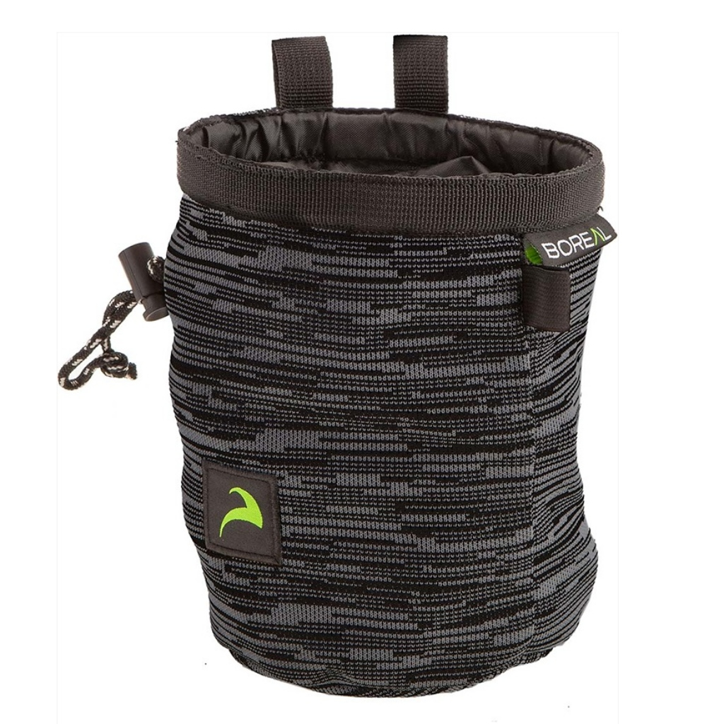 Boreal Beta Chalk Bag with Belt - Graphite