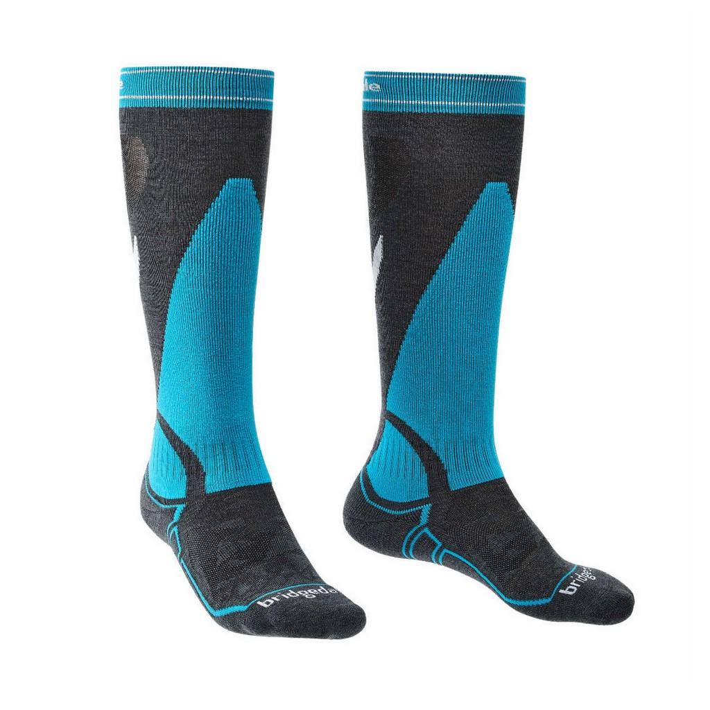 Bridgedale Ski Midweight Over Calf Ski Socks