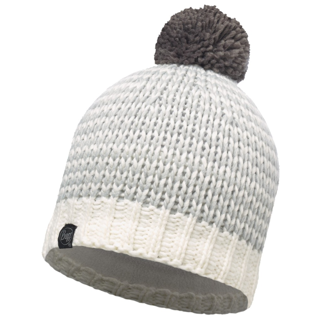 Buff Dorn Knitted Hat - Cru
