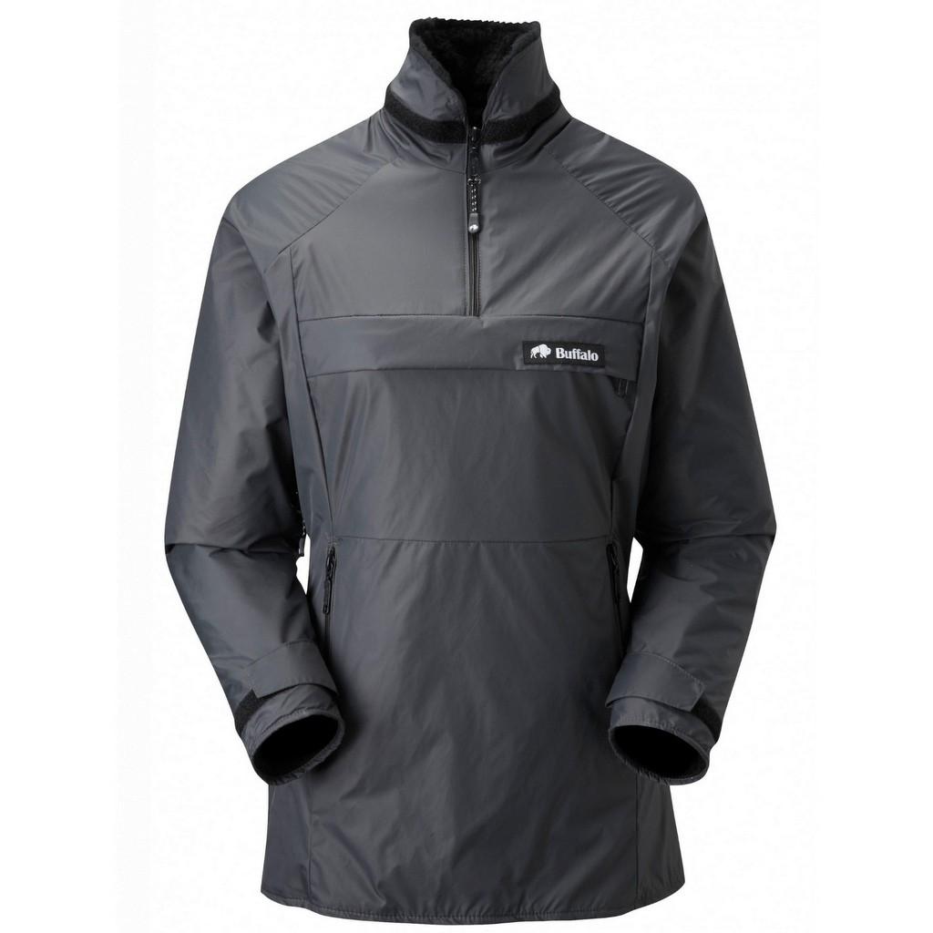 Buffalo Systems Mountain Shirt Womens - Charcoal