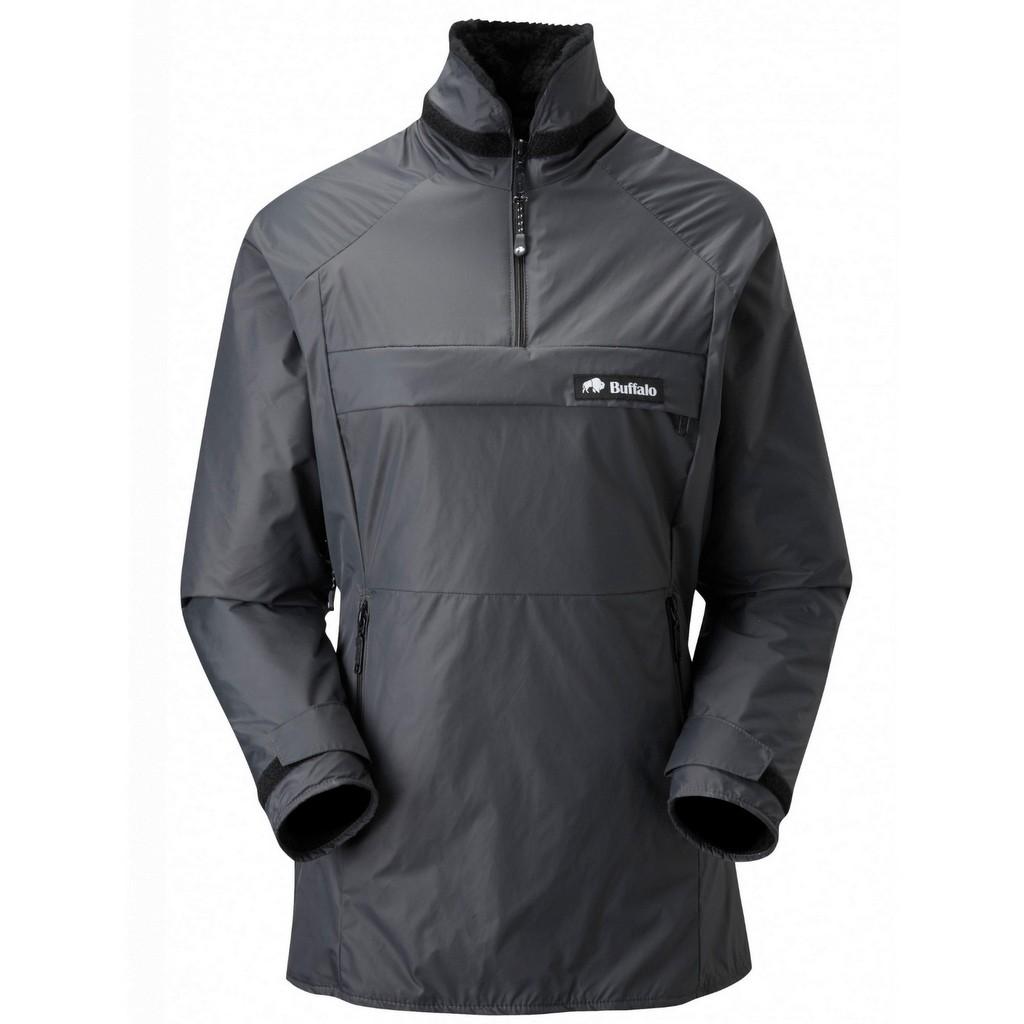 Buffalo Systems Mountain Shirt Womens - Charcoal