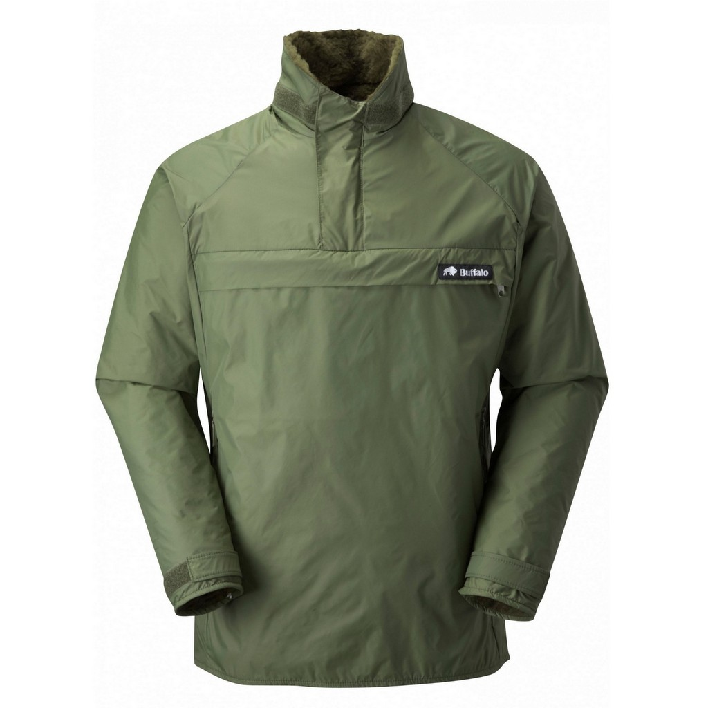 Buffalo Systems Special 6 Shirt Mens - Olive