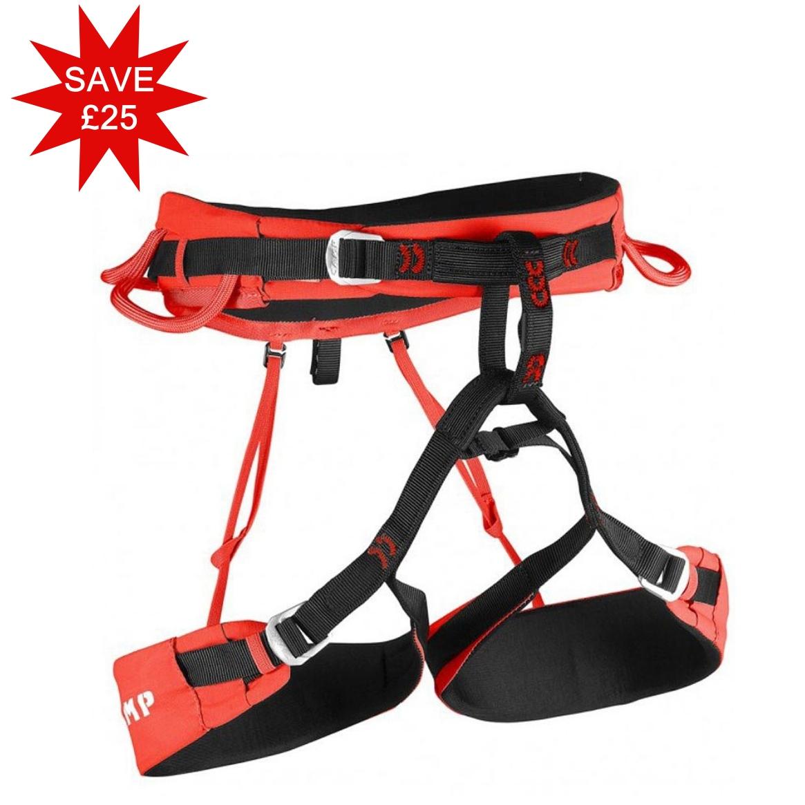 CAMP Jasper CR3.Harness