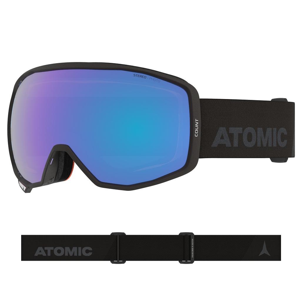 Atomic Count Photo M Ski Goggles Unisex Season 20/21