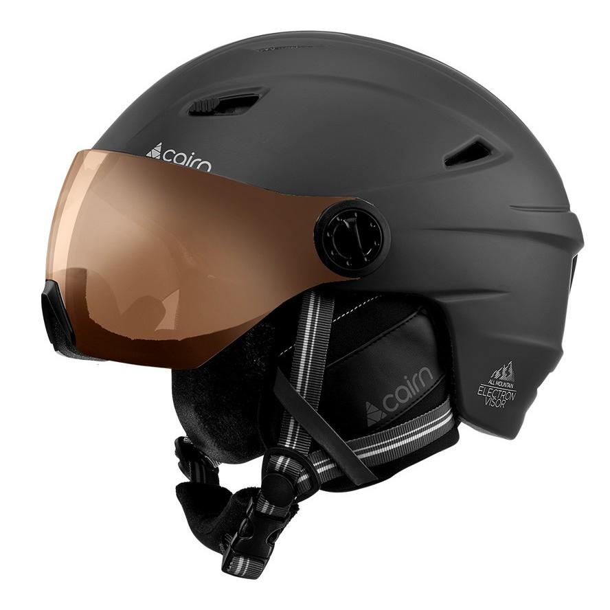 Cairn Electron Ski Helmet Visor Photochromatic 18/19
