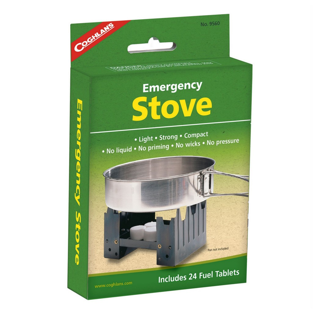 Coghlans Solid Fuel Emergency Stove
