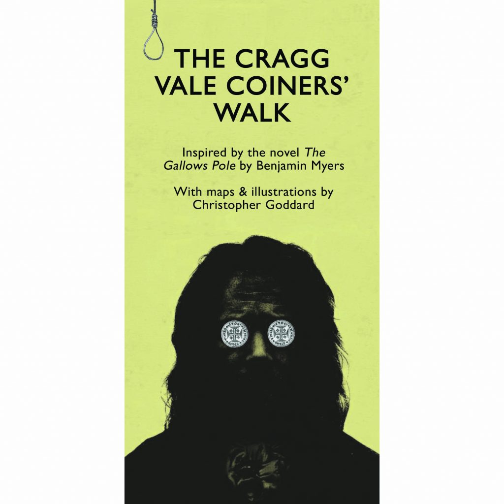 The Crag Vale Coiners Walk by Christopher Goddard