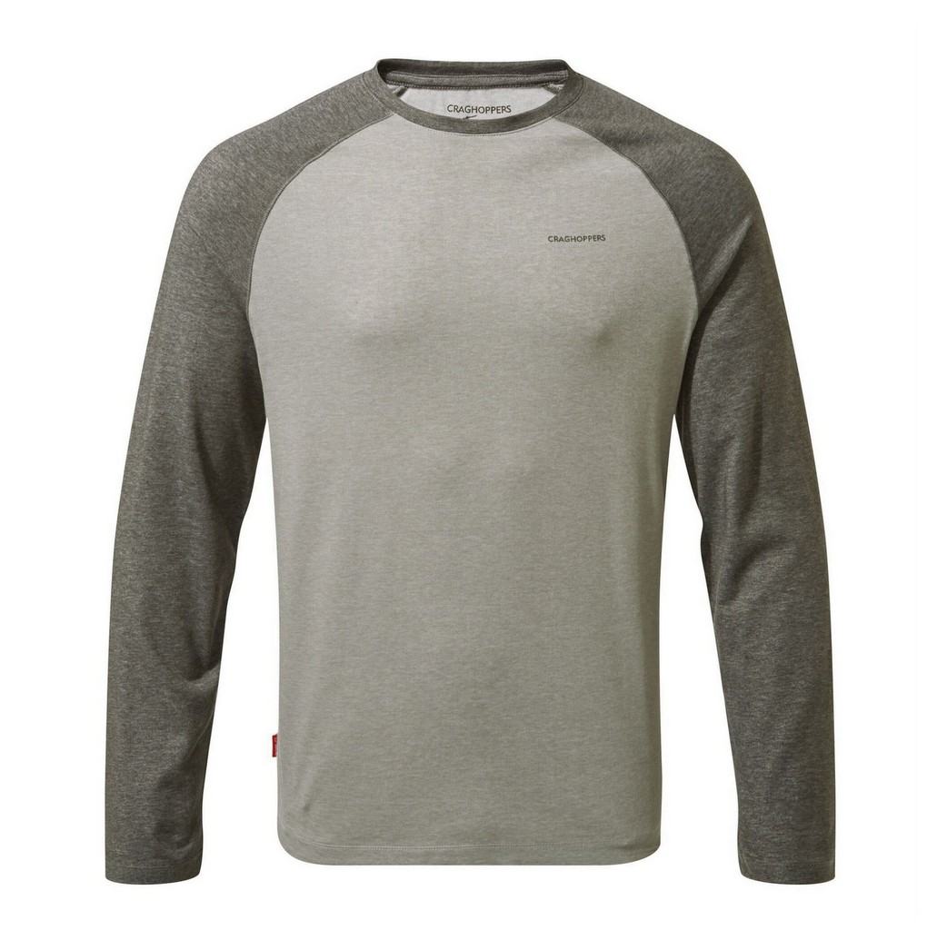 Craghoppers Bayame II NosiLife LS T-Shirt