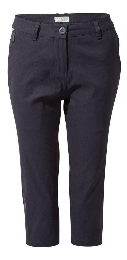 Craghoppers Kiwi Pro II Crops Pant Womens - 3/4 Leg Length