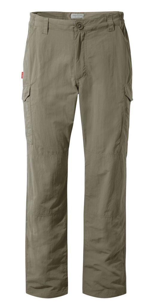 Craghoppers NosiLife Cargo II Trousers Mens - Short & Regular Leg Length