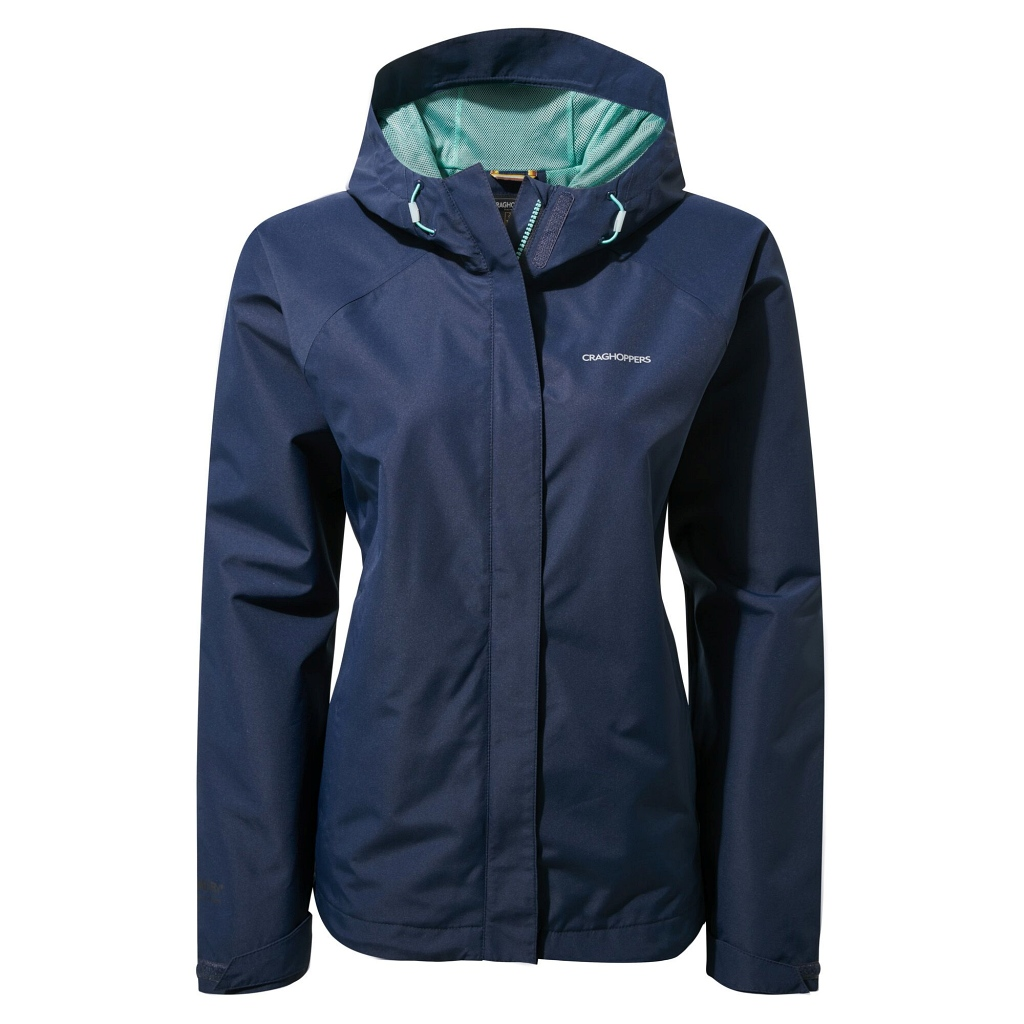 Craghoppers Orion Jacket Womens - Blue Navy