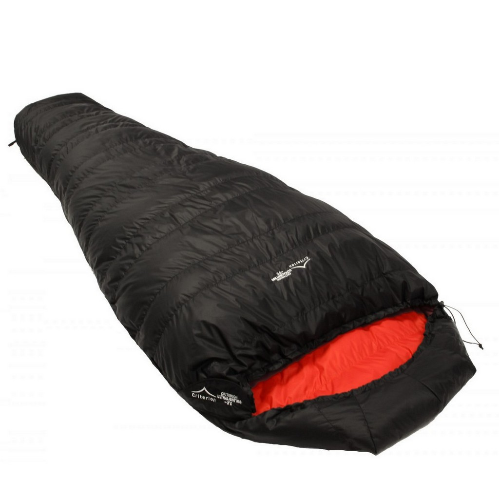 Criterion Ultralight 350 Unisex -3°C