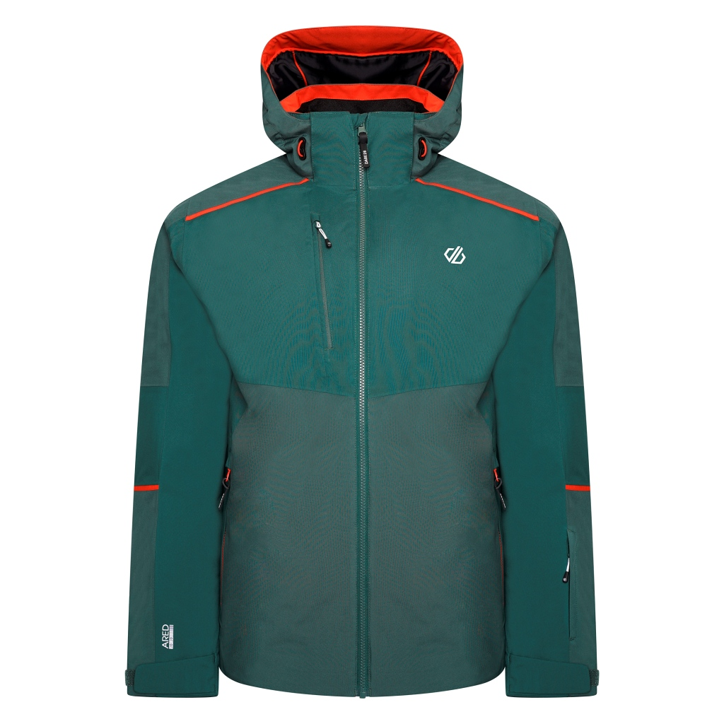 Dare 2b Intermit III Recycled WP Ski Jacket Mens - Forest Green