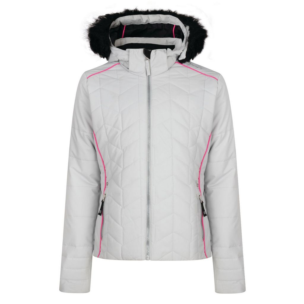 Dare 2b Prodigal Luxe Jacket Girls - Grey