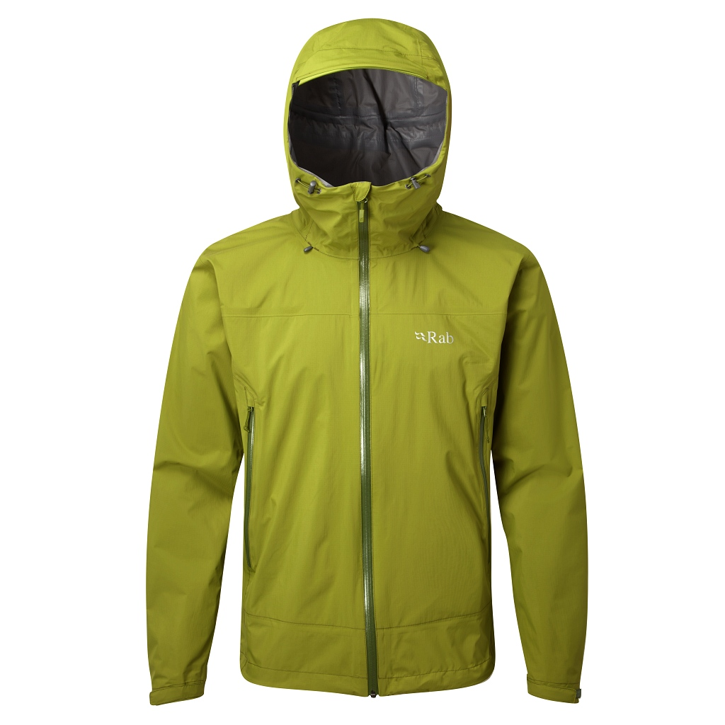 Rab Downpour Plus Jacket Mens