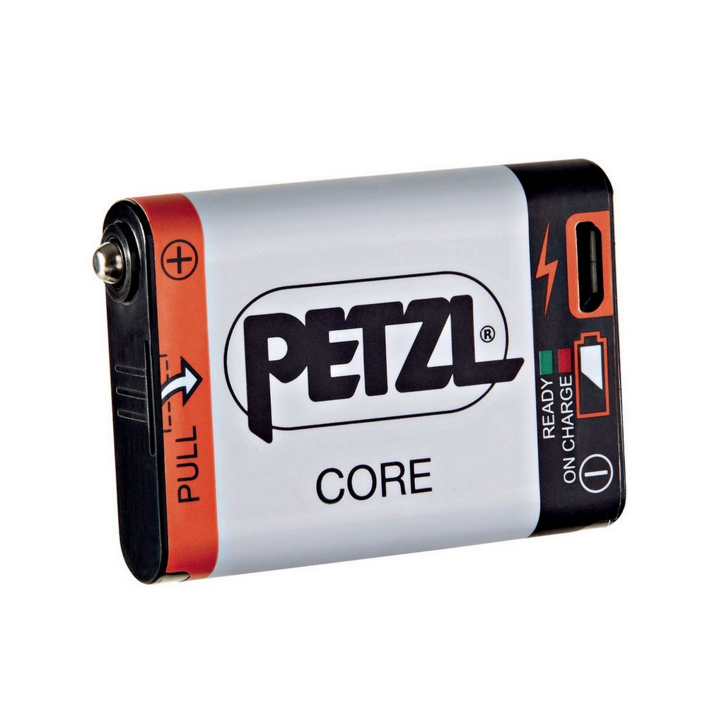 Petzl Core Rechargeable Battery for Actik, Iko, Tikka, Tikkid, Tikkina, Zip Headlamps