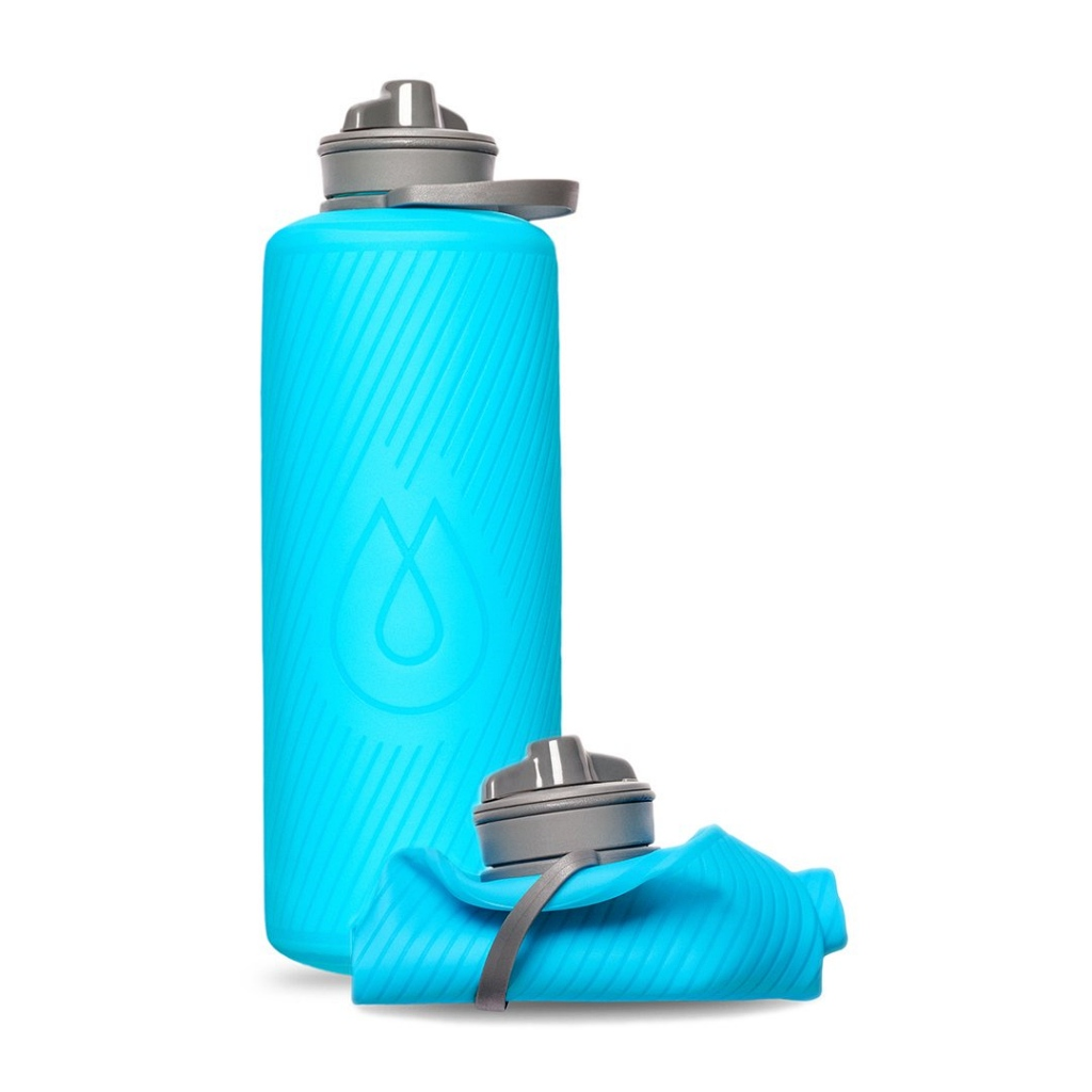 HydraPak Flux 1L Flexible Ultralight Reusable Bottle