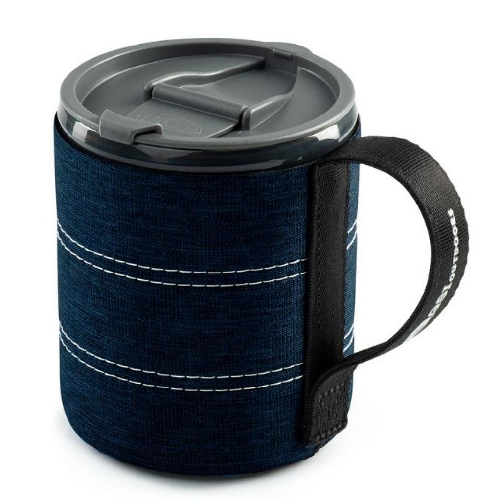GSI Infinity Backpacker Insulated Mug - Blue