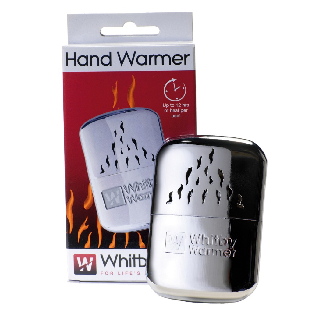 Whitby Refillable 6 / 12 Hours Hand Warmer