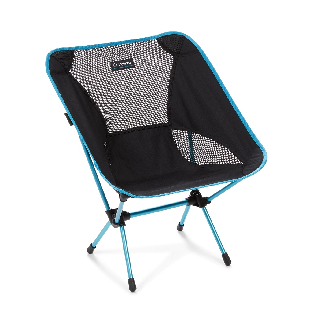 Helinox Chair One Black with Free Cup Holder