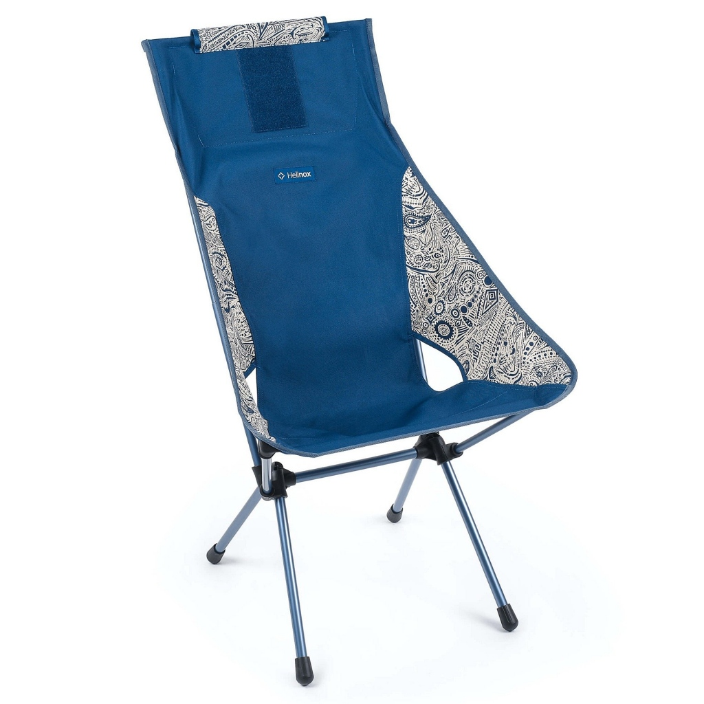 Helinox Sunset Chair - Blue Paisley