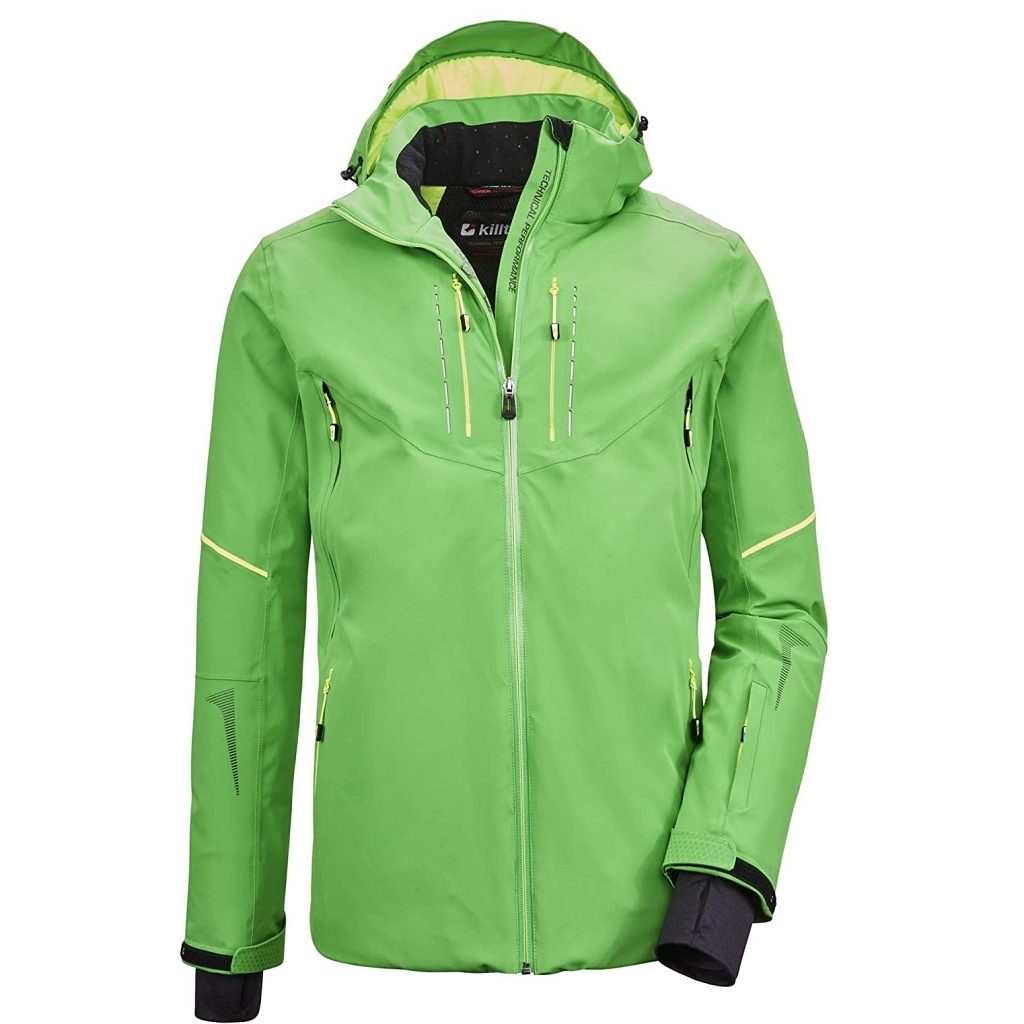 KIlltec Kuopia A Jacket Mens Season 20/21 - Green