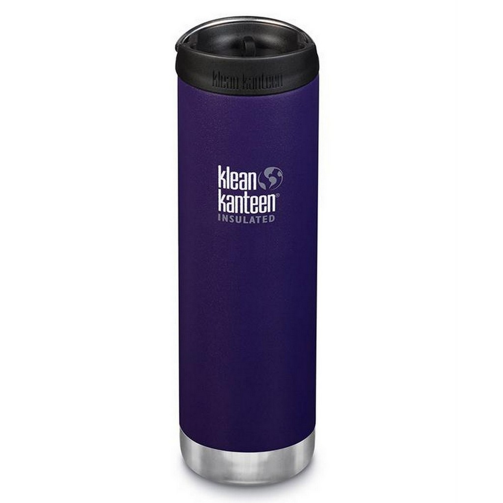 Klean Kanteen TKWide Vacuum Insulated 591ml (20oz) w/ Cafe Cap