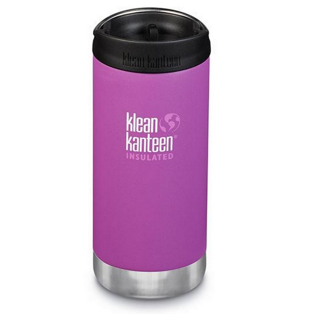 Klean Kanteen TKWide Vacuum Insulated 355ml (12oz) w/ Cafe Cap