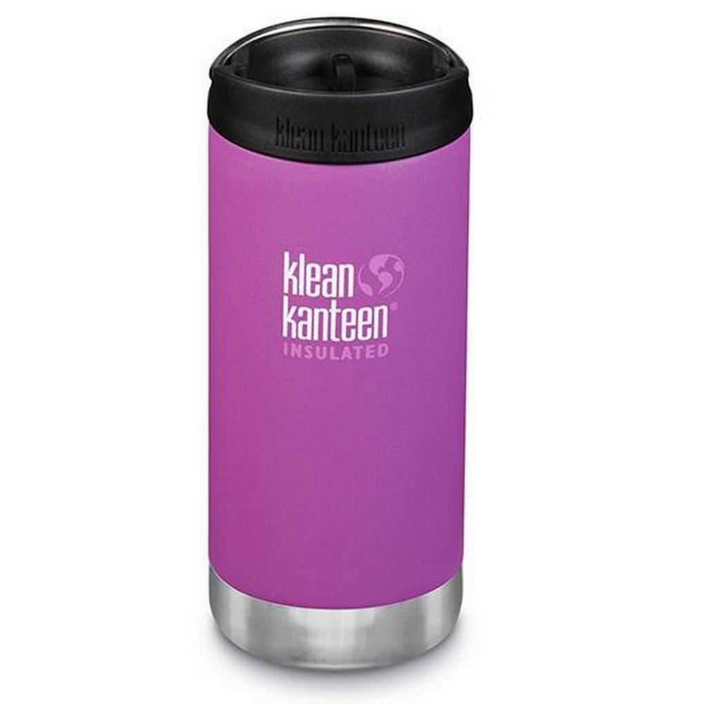 Klean Kanteen TKWide Vacuum Insulated 355ml (12oz) w/ Cafe Cap