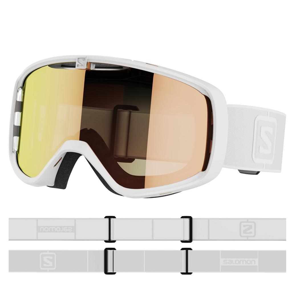 Salomon Aksium Photo Ski Goggles Unisex Season 20/21