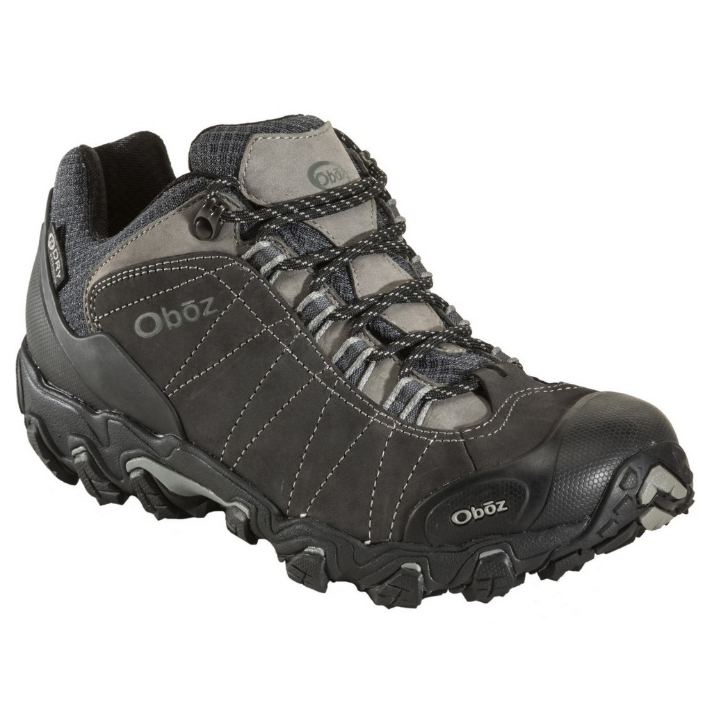 Oboz Bridger Low B-Dry Mens
