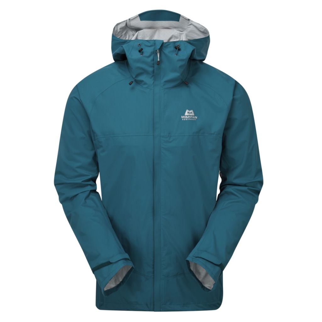 Mountain Equipment Zeno Jacket Mens - Deep Teal