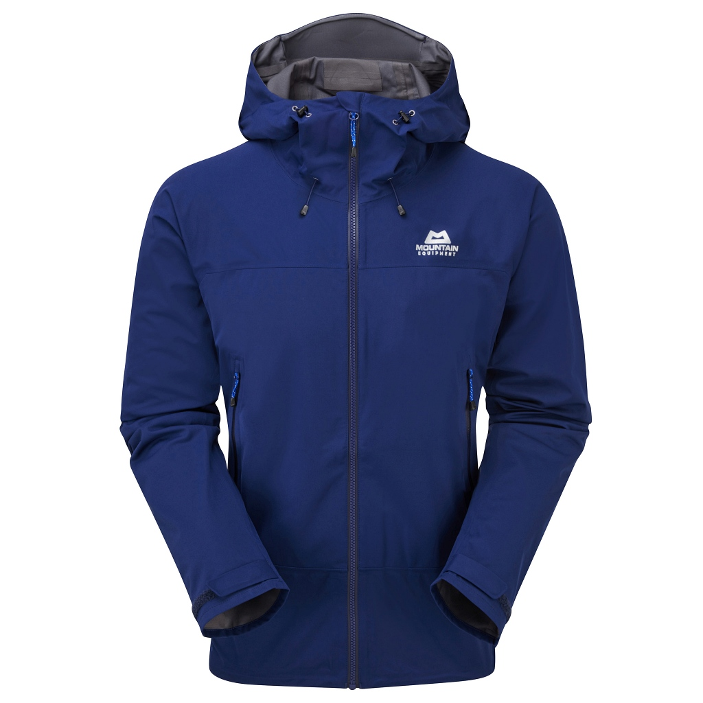 Mountain Equipment Orbital Stretch Jacket Mens - Medieval Blue