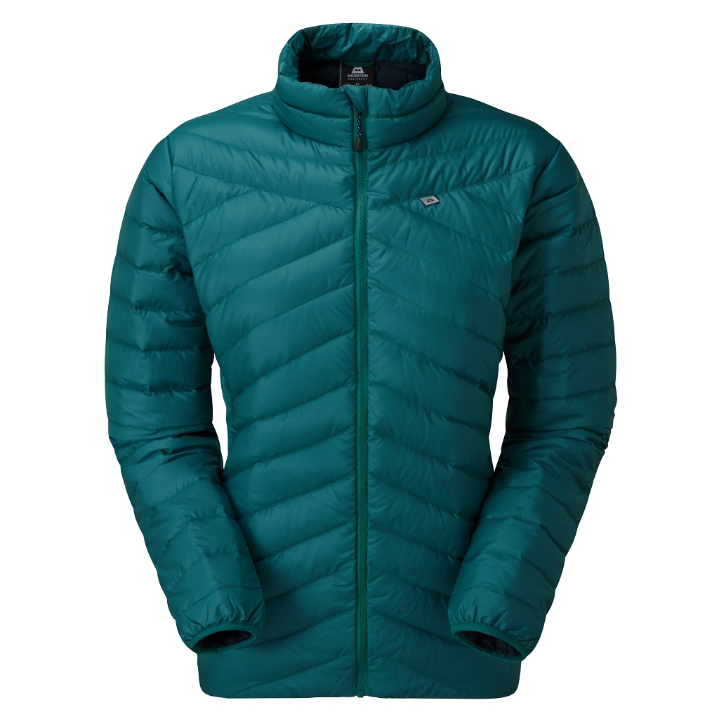 Mountain Equipment Earthrise Recycled Down Jacket Womens - Deep Teal