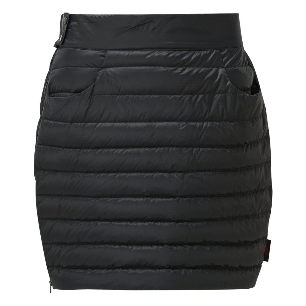 Mountain Equipment Frostline Down Skirt Womens AW 20/21 - Black