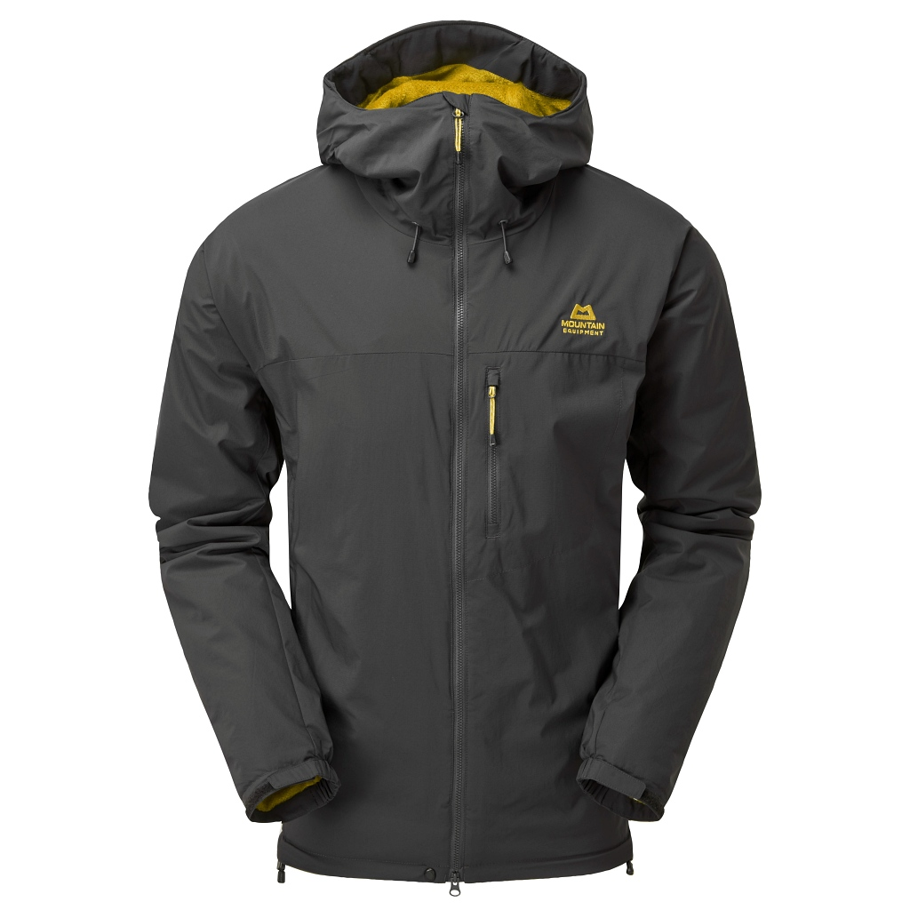 Mountain Equipment Kinesis Jacket Mens - Obsidian