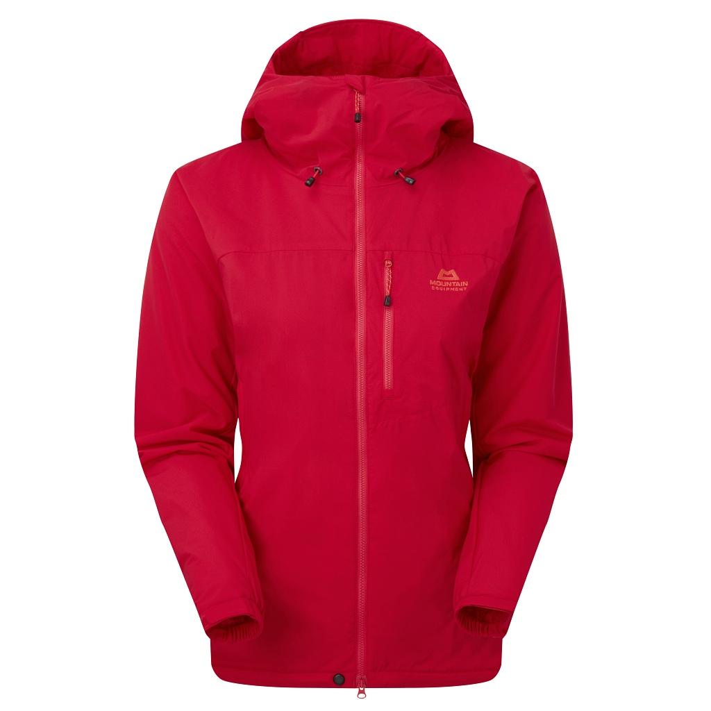 Mountain Equipment Kinesis Octayarn Insulated Jacket Womens - Capsicum Red AW21/22