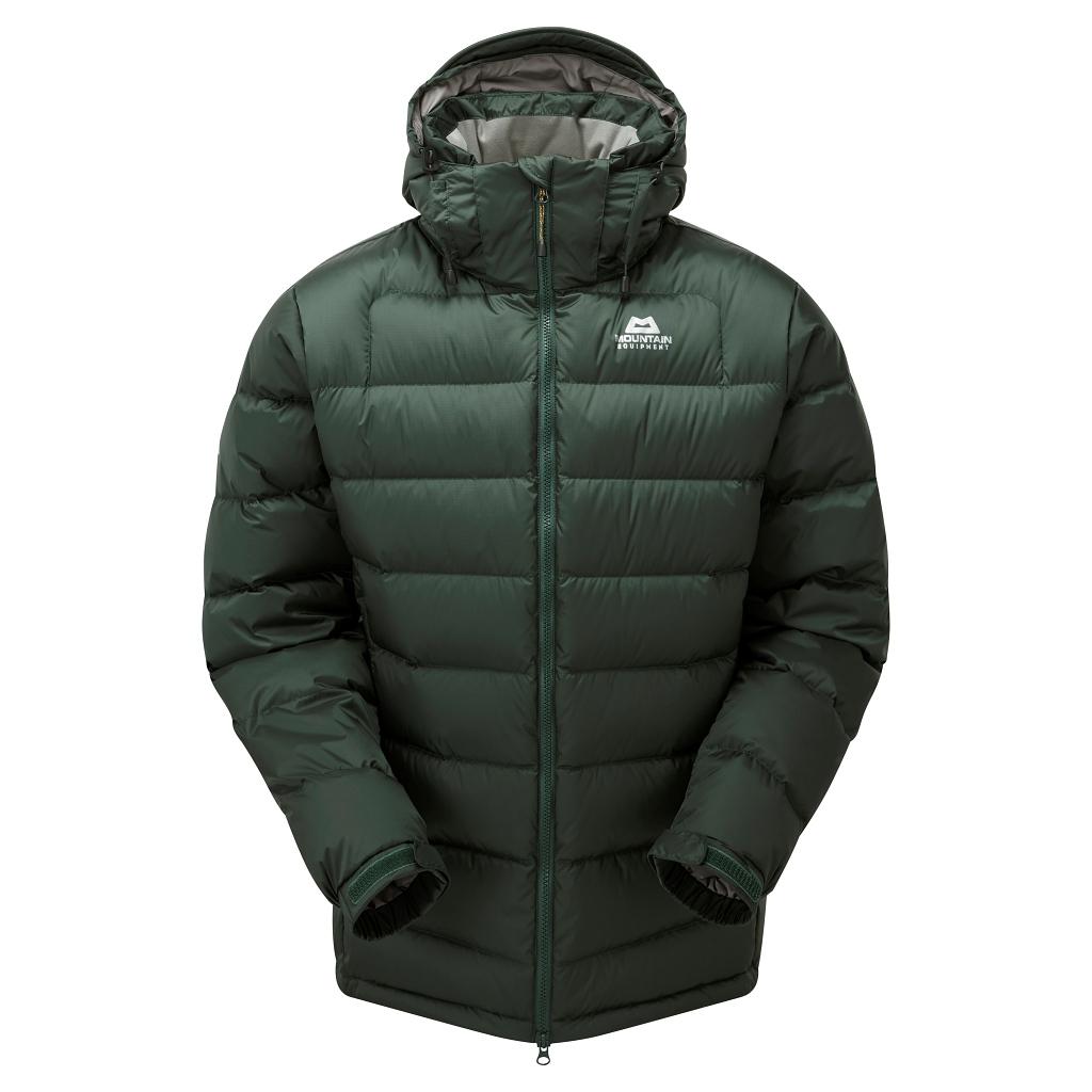 Mountain Equipment Lightline Down Jacket Mens - Conifer AW21/22