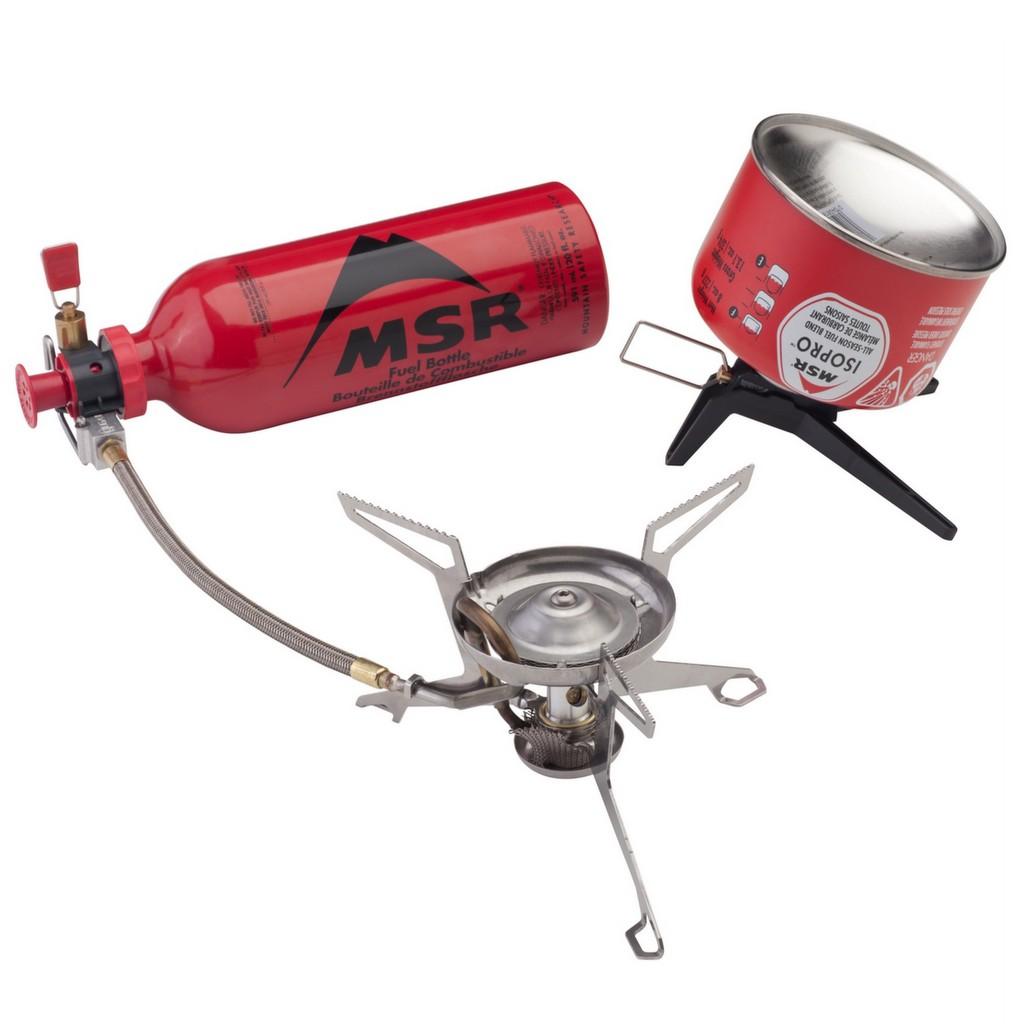 MSR Whisperlite Universal Combo Multi-fuel Stove