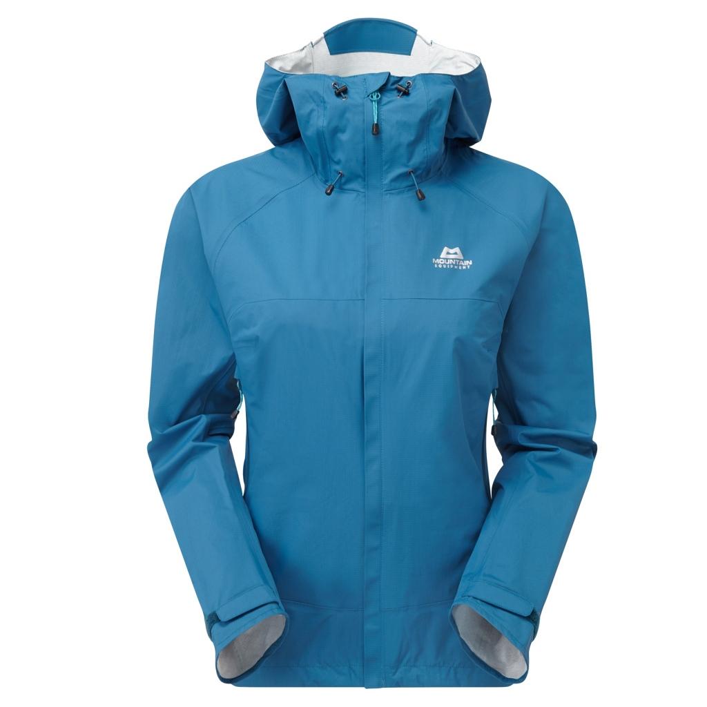 Mountain Equipment Zeno Jacket Womens - Ink Blue