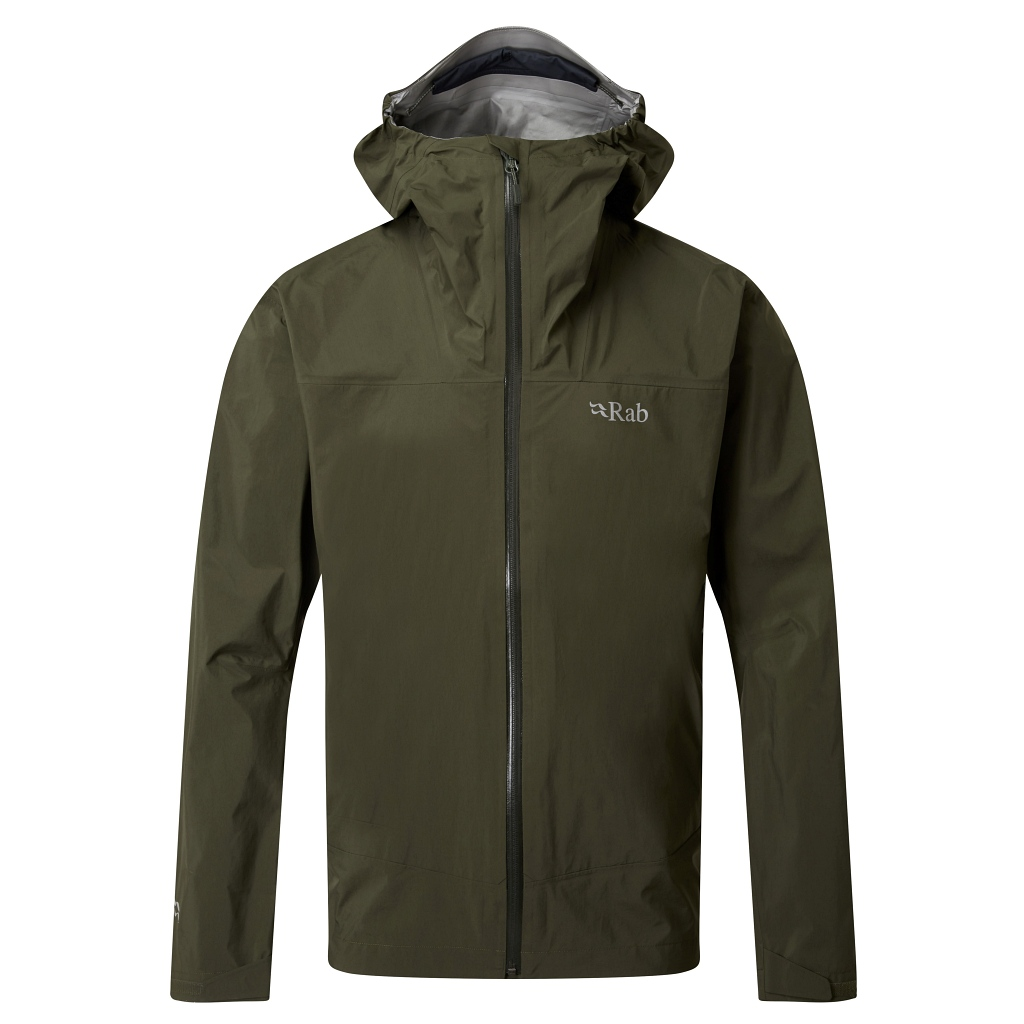 Rab Meridian GTX Paclite Plus Jacket Mens - Army
