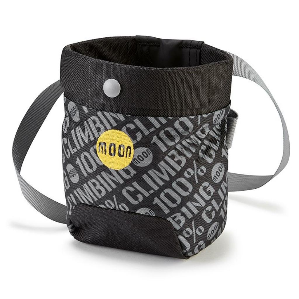 Moon Sport Chalk Bag - Black