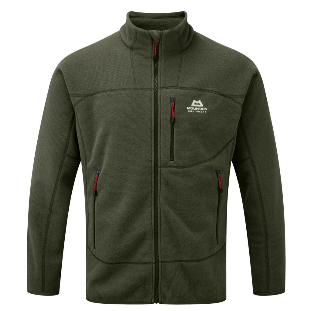 Mountain Equipment Litmus Polartec Thermal Pro Fleece Mens - Graphite