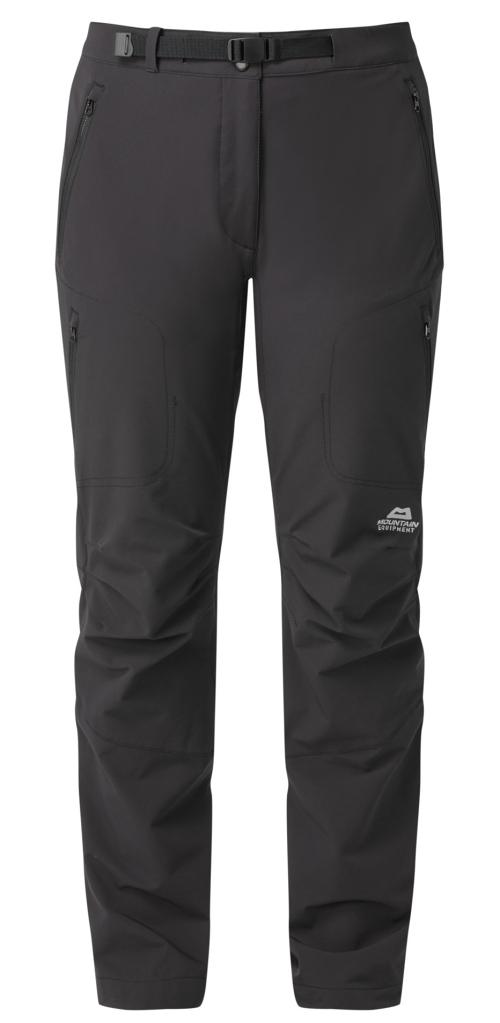 Mountain Equipment Chamois Pant Womens Black - Long Leg Length