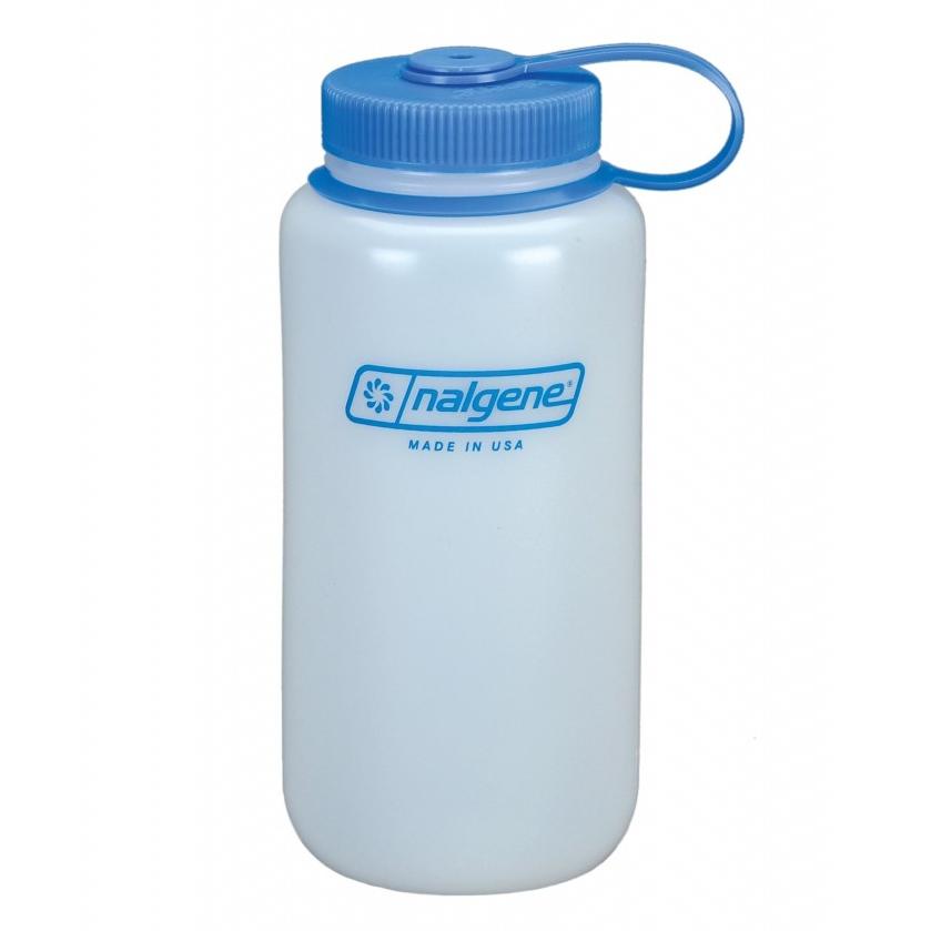 Nalgene Ultralite HDPE Wide Mouth Bottle 1L