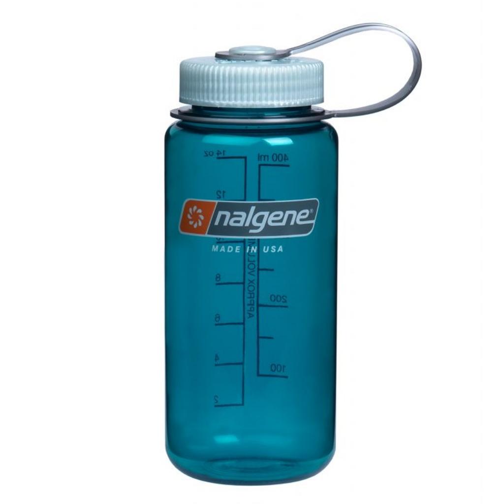 Nalgene 500ml Wide Mouth Tritan Water Bottle - Tro