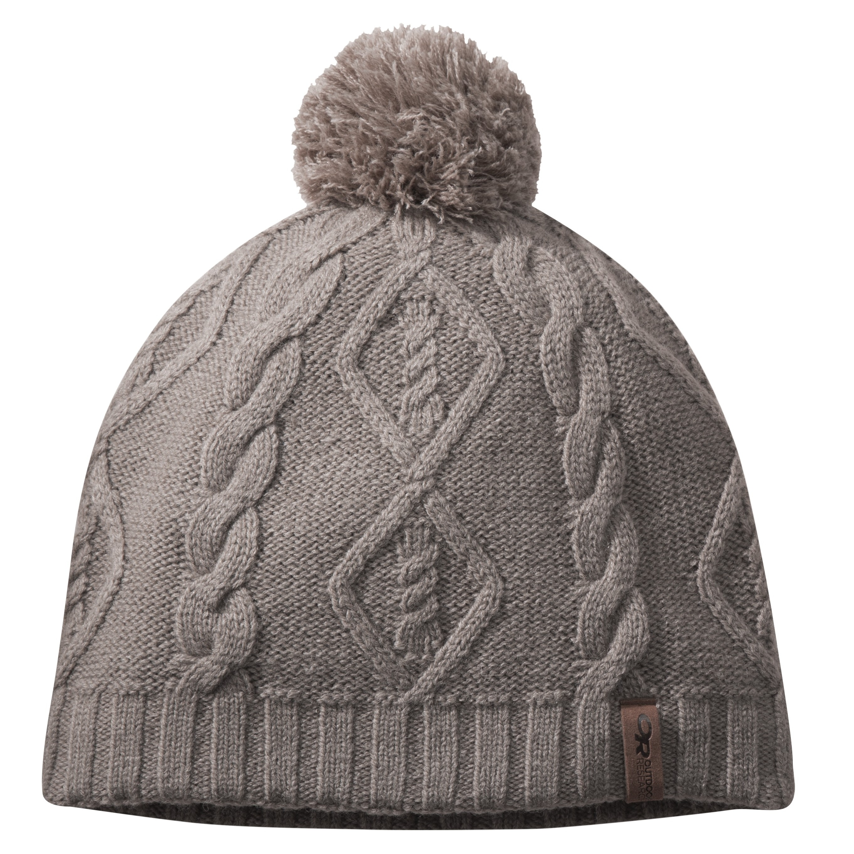 Outdoor Research W Lodgeside Windstopper Beanie - Walnut Heather
