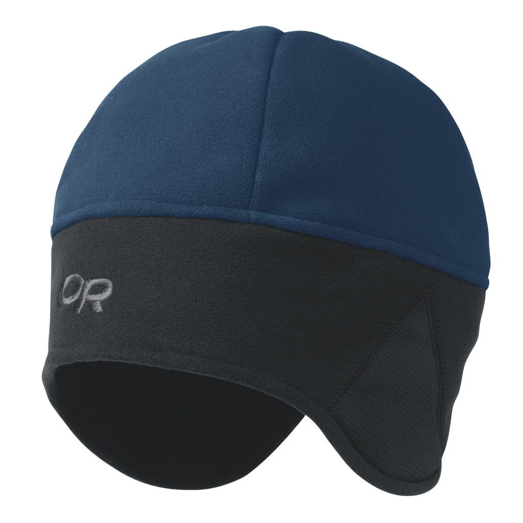 Oudoor Research Wind Warrior Windstopper Hat - Abyss Blue
