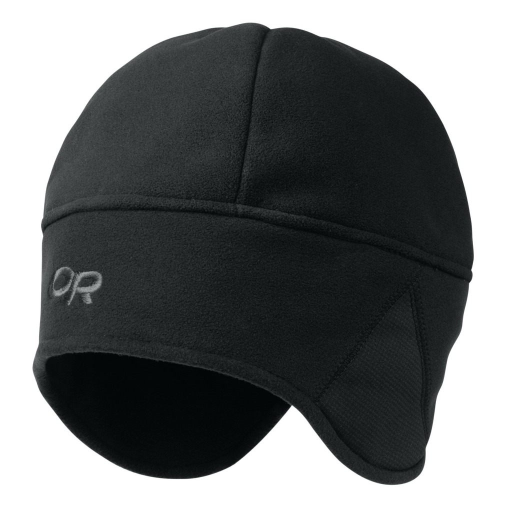 Oudoor Research Wind Warrior Windstopper Hat - Black